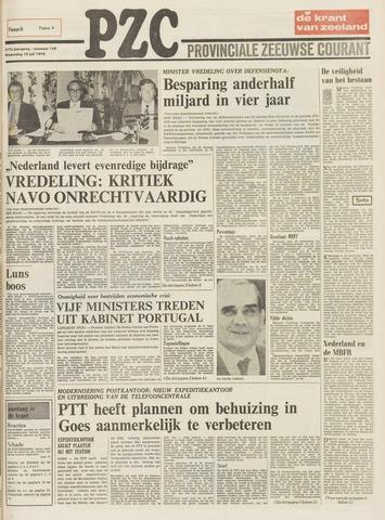 Provinciale Zeeuwse Courant 1974-07-10
