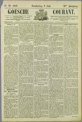 Goessche Courant 1908-07-09
