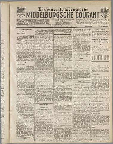 Middelburgsche Courant 1932-04-21