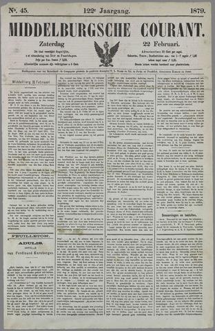 Middelburgsche Courant 1879-02-22