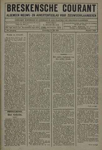 Breskensche Courant 1919-05-14