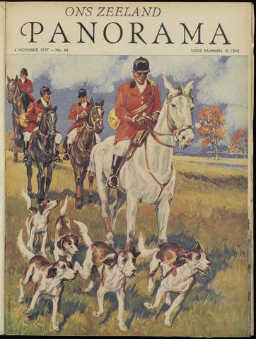 Ons Zeeland / Zeeuwsche editie 1937-11-04