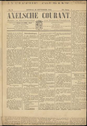 Axelsche Courant 1944-09-26