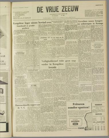 de Vrije Zeeuw 1960-09-15