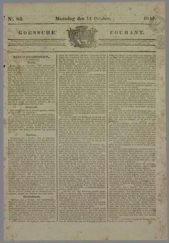 Goessche Courant 1844-10-14