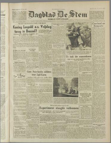 de Stem 1950-07-18