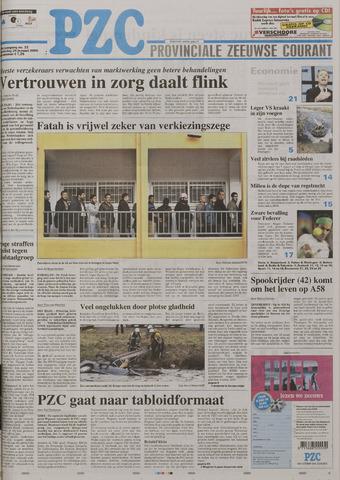 Provinciale Zeeuwse Courant 2006-01-26