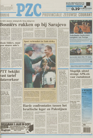 Provinciale Zeeuwse Courant 1995-06-26