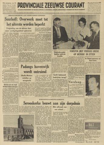Provinciale Zeeuwse Courant 1958-03-31