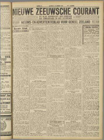 Nieuwe Zeeuwsche Courant 1931-01-31