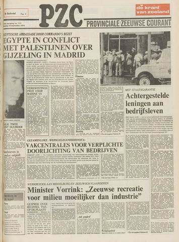 Provinciale Zeeuwse Courant 1975-09-16