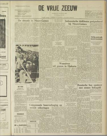 de Vrije Zeeuw 1962-08-21