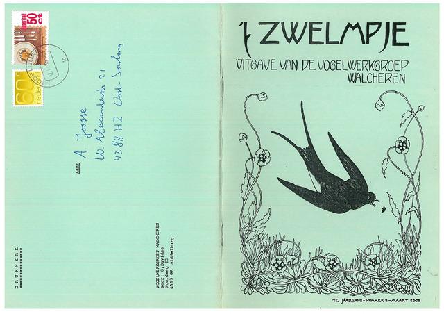't Zwelmpje 1986-03-01