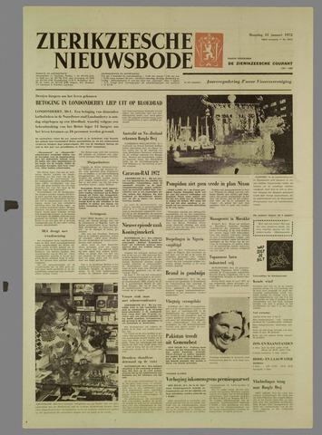 Zierikzeesche Nieuwsbode 1972-01-31