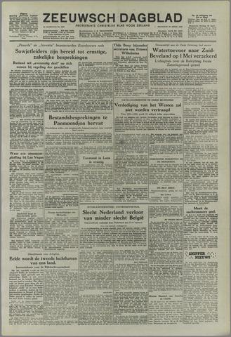 Zeeuwsch Dagblad 1953-04-27