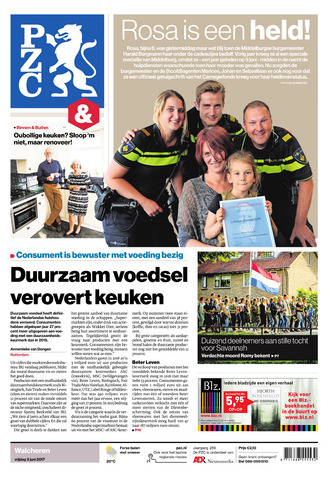 Provinciale Zeeuwse Courant 2017-06-09