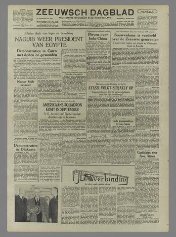 Zeeuwsch Dagblad 1954-03-01