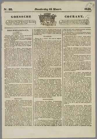 Goessche Courant 1849-03-15