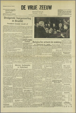 de Vrije Zeeuw 1964-04-02