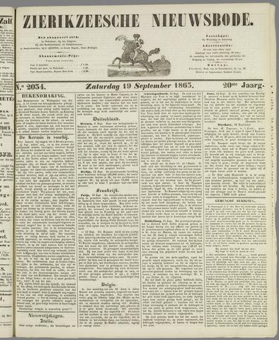 Zierikzeesche Nieuwsbode 1863-09-19