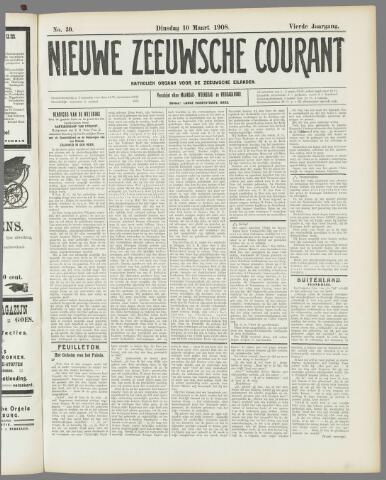 Nieuwe Zeeuwsche Courant 1908-03-10