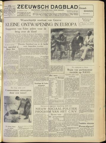 Zeeuwsch Dagblad 1955-07-21