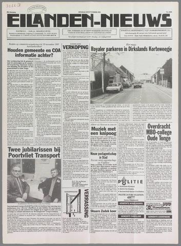Eilanden-nieuws. Christelijk streekblad op gereformeerde grondslag 1995-11-28