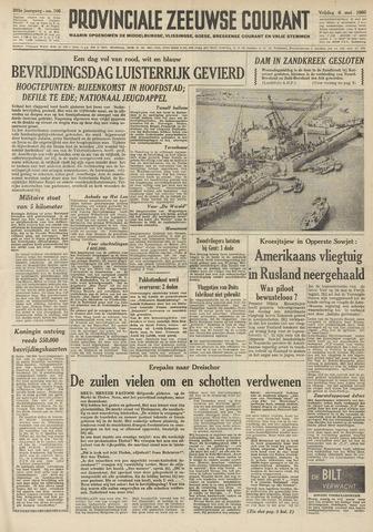 Provinciale Zeeuwse Courant 1960-05-06
