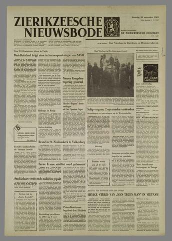 Zierikzeesche Nieuwsbode 1965-11-29