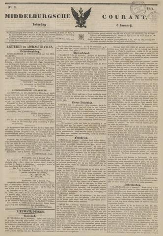 Middelburgsche Courant 1844-01-06