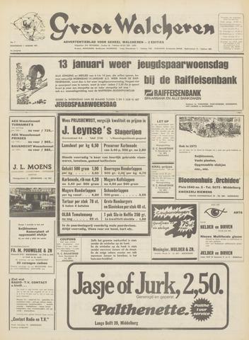 Groot Walcheren 1971