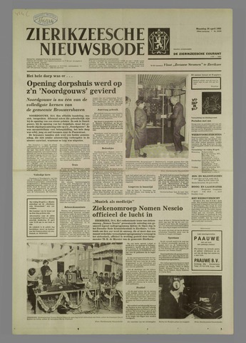 Zierikzeesche Nieuwsbode 1982-04-26