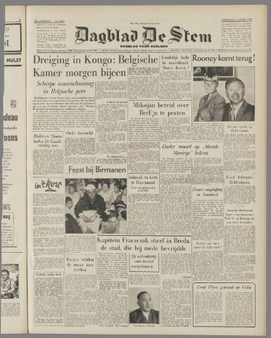 de Stem 1959-01-07