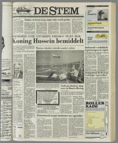 de Stem 1990-08-15