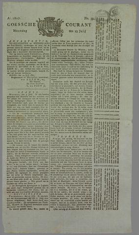 Goessche Courant 1827-07-23