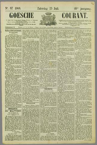 Goessche Courant 1908-07-25