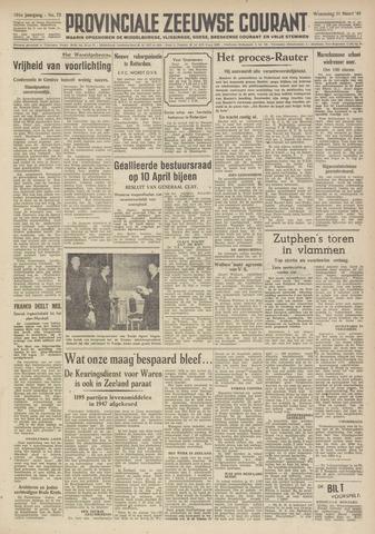 Provinciale Zeeuwse Courant 1948-03-31