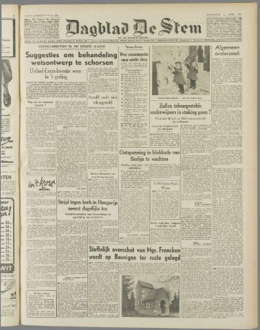 de Stem 1949-04-21