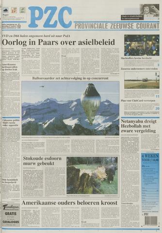 Provinciale Zeeuwse Courant 1999-03-02