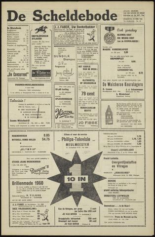Scheldebode 1960-02-25