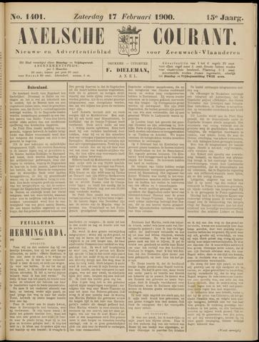 Axelsche Courant 1900-02-17