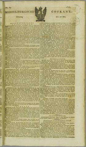 Middelburgsche Courant 1825-05-28
