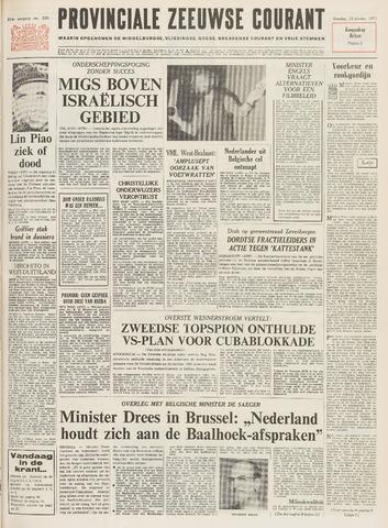 Provinciale Zeeuwse Courant 1971-10-12
