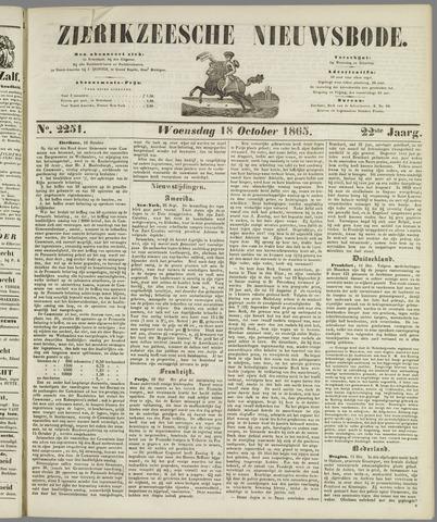 Zierikzeesche Nieuwsbode 1865-10-18