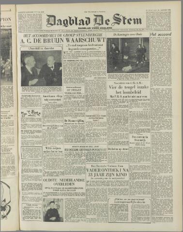 de Stem 1952-01-15