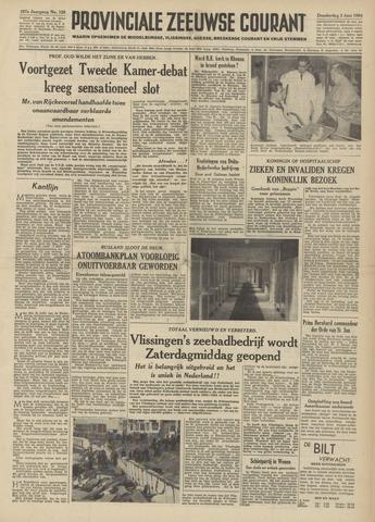 Provinciale Zeeuwse Courant 1954-06-03