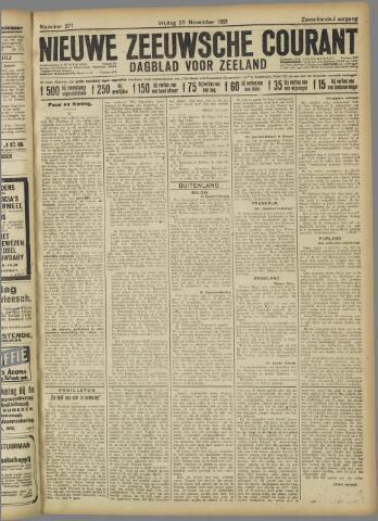 Nieuwe Zeeuwsche Courant 1921-11-25