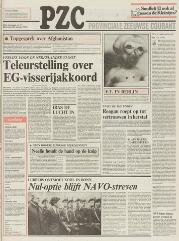 Provinciale Zeeuwse Courant 1983-01-26