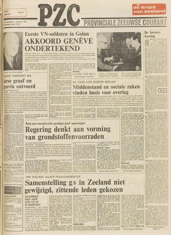 Provinciale Zeeuwse Courant 1974-06-06