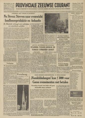 Provinciale Zeeuwse Courant 1958-07-12